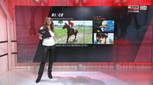 Amélie Bitoun dans un Jour aux Courses - 28/11/17 - 03