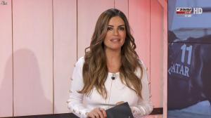 Amélie Bitoun dans un Jour aux Courses - 28/11/17 - 09