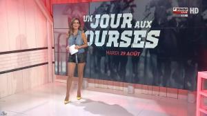 Amélie Bitoun dans un Jour aux Courses - 29/08/17 - 01