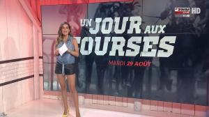 Amélie Bitoun dans un Jour aux Courses - 29/08/17 - 02