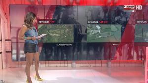 Amélie Bitoun dans un Jour aux Courses - 29/08/17 - 07