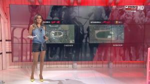 Amélie Bitoun dans un Jour aux Courses - 29/08/17 - 08