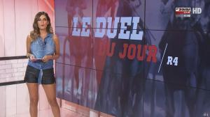 Amélie Bitoun dans un Jour aux Courses - 29/08/17 - 09