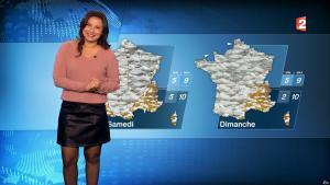 Anais Baydemir à la Météo de Midi - 19/12/17 - 04