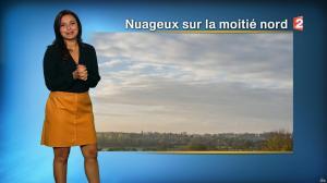 Anais Baydemir à la Météo de Midi - 20/11/17 - 01