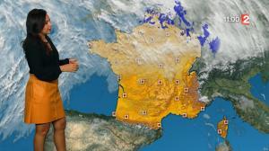 Anais Baydemir à la Météo de Midi - 20/11/17 - 02