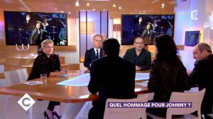 Anne-Elisabeth Lemoine dans C à Vous - 07/12/17 - 01