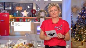 Anne-Elisabeth Lemoine dans C à Vous - 29/12/17 - 01