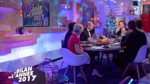 Anne-Elisabeth Lemoine dans C à Vous - 29/12/17 - 09