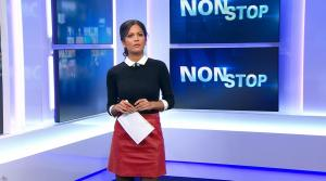 Aurélie Casse dans Non Stop - 01/02/18 - 01