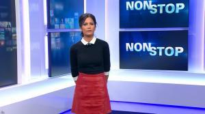 Aurélie Casse dans Non Stop - 01/02/18 - 03