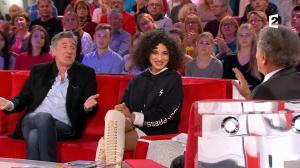 Camelia Jordana dans Vivement Dimanche - 12/11/17 - 03