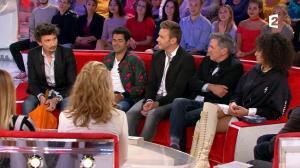 Camelia Jordana dans Vivement Dimanche - 12/11/17 - 05