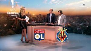 Carine Galli lors de la Soirée Europa League - 15/02/18 - 30