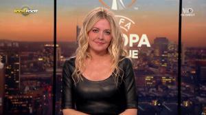 Carine Galli lors de la Soirée Europa League - 15/02/18 - 32