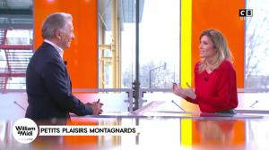 Caroline Ithurbide dans William à Midi - 01/02/18 - 12