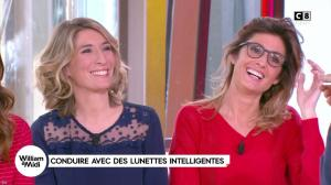 Caroline Ithurbide dans William à Midi - 01/02/18 - 22