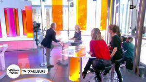 Caroline Ithurbide dans William à Midi - 01/02/18 - 25