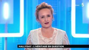 Caroline Roux dans C dans l'Air - 13/02/18 - 01