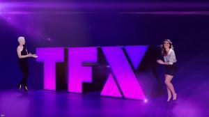 Elsa Fayer dans une Bande-Annonce de TFX - 01/02/18 - 06