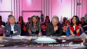 Hapsatou Sy dans les Terriens du Dimanche - 04/02/18 - 11