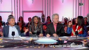 Hapsatou Sy dans les Terriens du Dimanche - 04/02/18 - 23