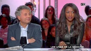 Hapsatou Sy dans les Terriens du Dimanche - 04/02/18 - 32