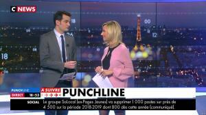 Laurence Ferrari dans Punchline - 13/02/18 - 02