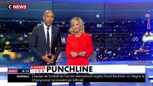 Laurence Ferrari dans Punchline - 29/01/18 - 05