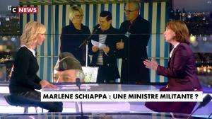 Laurence Ferrari dans Punchline - 31/01/18 - 081