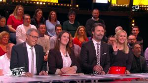 Tatiana Laurens Delarue dans c'est Que de la Télé - 09/02/18 - 01