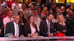 Tatiana Laurens Delarue dans c'est Que de la Télé - 09/02/18 - 04