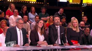 Tatiana Laurens Delarue dans c'est Que de la Télé - 09/02/18 - 08