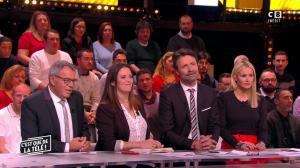 Tatiana Laurens Delarue dans c'est Que de la Télé - 09/02/18 - 10