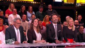 Tatiana Laurens Delarue dans c'est Que de la Télé - 09/02/18 - 11