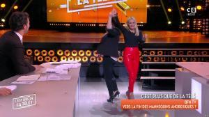 Tatiana Laurens Delarue dans c'est Que de la Télé - 09/02/18 - 12