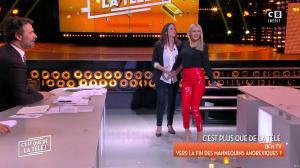 Tatiana Laurens Delarue dans c'est Que de la Télé - 09/02/18 - 13