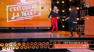 Tatiana Laurens Delarue dans c'est Que de la Télé - 09/02/18 - 15