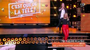 Tatiana Laurens Delarue dans c'est Que de la Télé - 09/02/18 - 21