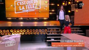 Tatiana Laurens Delarue dans c'est Que de la Télé - 09/02/18 - 22
