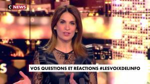 Sonia Mabrouk dans les Voix de l'Info - 11/02/19 - 10