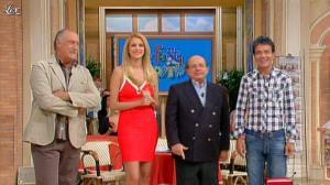 Adriana Volpe dans I Fatti Vostri - 04/10/11 - 01