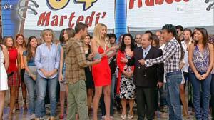 Adriana Volpe dans I Fatti Vostri - 04/10/11 - 04