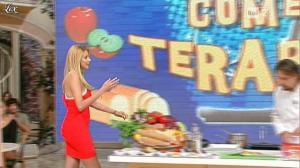 Adriana Volpe dans I Fatti Vostri - 04/10/11 - 07