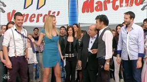 Adriana Volpe dans I Fatti Vostri - 11/11/11 - 05