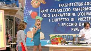 Adriana Volpe dans I Fatti Vostri - 11/11/11 - 09