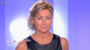 Anne-Sophie Lapix dans Dimanche Plus - 02/10/11 - 02