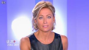 Anne-Sophie Lapix dans Dimanche Plus - 02/10/11 - 07