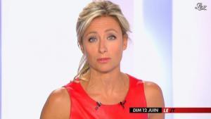 Anne-Sophie Lapix dans Dimanche Plus - 12/06/11 - 07