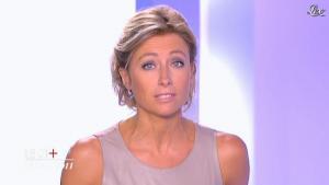 Anne-Sophie Lapix dans Dimanche Plus - 18/09/11 - 01